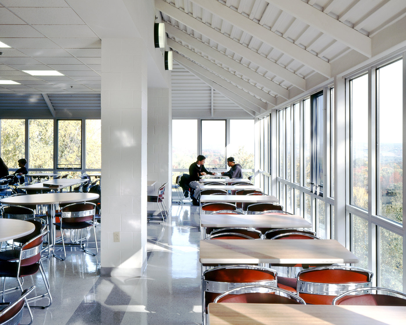 10 tskp woodstock academy master plan expansion interior detail cafeteria 1400 xxx q85