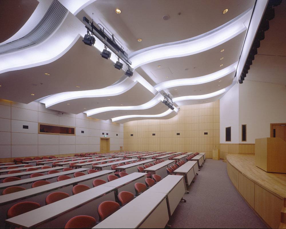 6 tskp kookmin insurance company corporate training center interior detail auditorium lighting furnishings ceiling design 1400 xxx q85