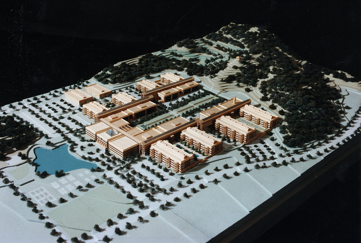 2 tskp lg group lg research  development group site plan model 1400 xxx q85