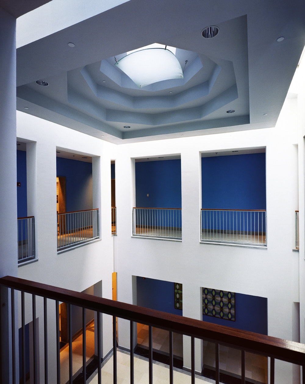 6 united states department of state the united states embassy tunisia interior entryway ceiling design and skylight feature 1400 xxx q85